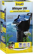Tetra Whisper In Tank Filter 20i With BioScrubber 20 Gallon Fish Tank Filtration