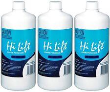 HI LIFT PEROXIDE 20VOL OR 6% 1 LITRE X 3