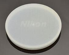 Nikon White Camera Body Cap AF D3 D4 D40 D60 D100 D200 D700 D3000 D5000 (#1965)