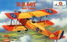 Amodel 1/72 DH.60T Moth Trainer # 72284