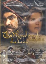 The Wind and the Lion DVD Sean Connery Candice Bergen NEW R0