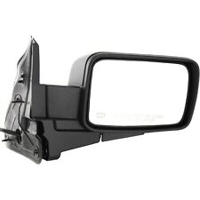 Power Mirror For 2006-2010 Jeep Commander Right Heated Paintable Manual Folding