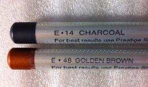 '1' PRESTIGE EYELINER (Silver) Buy 4 + Silver Pencils & get Free Dual Sharpener