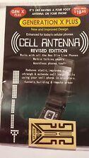 Cell Phone Antenna Signal Booster Sprint: iPhone LG Sony Samsung Motorola HTC