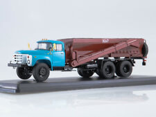 Soviet Seed drill loader ZSA-7 on ZiL-133GYa chassis  1:43 ModelPro 0004MP