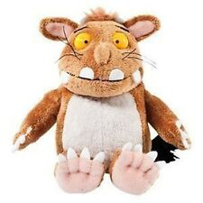 "OFFICIAL GRUFFALO'S CHILD PLUSH SOFT TOY 7"" - Julia Donaldson Cute New"