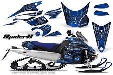 Yamaha FX Nytro 08-14 Graphics Kit CreatorX Snowmobile Sled Decals Wrap SXBL