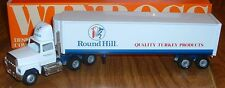 Round Hill Quality Turkey Products '90 Winross Truck