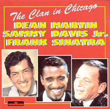 The Clan in Chicago by The Rat Pack (Cd, Feb-1998, The Entertainers (Italy)