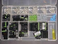 Deluxe 321pc Weather Pack Sealed Connector Wiring Kit -Genuine Delphi Connectors
