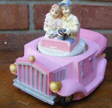 Glama Love Story Music Box Car