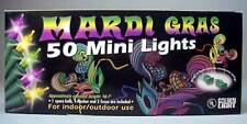 Mardi Gras 50 Ct Mini Lights