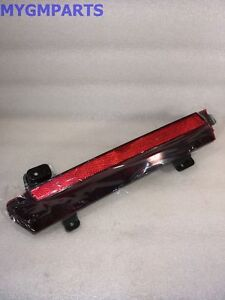 CADILLAC ESCALADE RED DRIVERS SIDE REAR BUMPER FOG LAMP 2015-2019 NEW  84240626