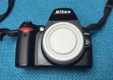 NIKON D40 Black 10.2 Megapixel Digital SLR Camera DSLR