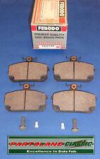 Pastillas De Freno Delantero Renault R5 1.1 1.3 1.4 R12 1.3 18 1.4 1.6 & Box
