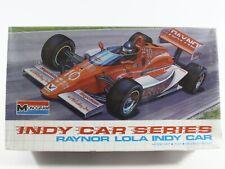 Raynor Lola Indy Car Series Monogram 1:24 2909 Sealed Model Kit