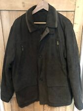 BHS Overcoat Donkey Jacket Fully Quilted Lining Really Warm M Y15