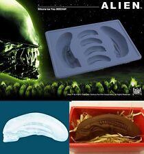 ALIEN BIG CHAP siliconi ICE CUBE TRAY-cubetti di ghiaccio/RETRO/forma di cioccolato Nuovo/Scatola Originale
