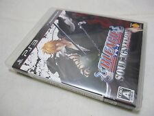 Airmail Delivery 7-14 Days to USA. USED PS3 Bleach Soul Ignition Japanese Ver