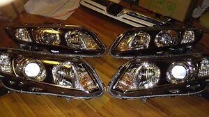 Honda Civic 9 JDM FB XIII Projector Headlight 2012-15 Sedan Front ASIAN Genuine