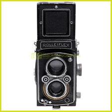 Fotocamera Rollei Rolleiflex Automat 6x6 Model K4 con Schneider Xenar 75mm f3,5