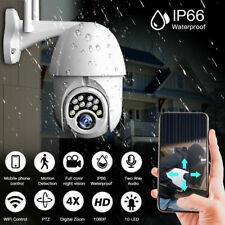 1080P 10 LED WIFI IP CCTV Security Camera Wireless Outdoor HD Home PTZ IR Cam