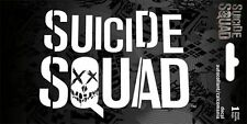 SUICIDE SQUAD - LOGO - DECAL/STICKER - BRAND NEW - MOVIE 7162
