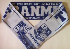 TRANMERE Football Scarves New from Soft Luxury Acrylic Yarns