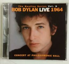 Bob Dylan The Bootleg Series Volume 6: Live 1964 Concert At Philarmonic Hall 2CD