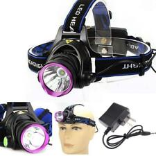 Ultra Bright 3500 Lumen Q5 LED Zoomable Headlamp Headlight Head Torch DX