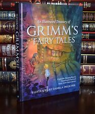 Grimm's Fairy Tales Cinderella Beauty Illustrated Deluxe Gift Hardcover Gift