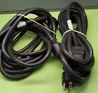 LOT OF 2 Cisco 72-0870-01 AC power cord for Catalyst 5500 6500 7500