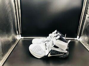 Nike LeBron Soldier 9 749490-010 Gray Black 42,5