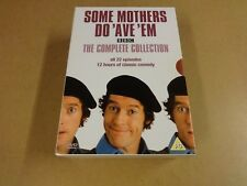 4-DVD BOX / SOME MOTHERS DO 'AVE' EM - THE COMPLETE COLLECTION ( BBC )
