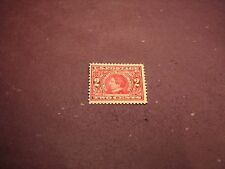 US Stamp Scott# 370  Seward 1909 MH  C301
