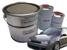 1 Liter Set 2K Autolack Audi VW LY7C Nardograu kein Klarlack Trend Lackpoint !