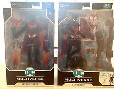 DC Multiverse Batman Beyond And Batwoman BAF 7in. Action Figure