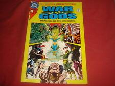 WAR OF THE GODS #2    DC Comics - NM