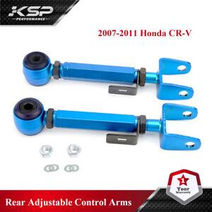 Rear Control Arm Camber Kit Alignment Adjustable Fit 2007-2011 Honda CR-V CRV