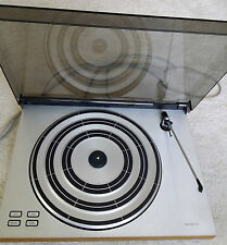 B&O Bang Olufsen Beogram 1700 Radial Turntable Record Deck Teak Beosystem 2600