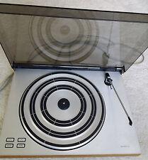 B&O Bang Olufsen Beogram 1700 Radial Turntable Record Deck Teak Beosystem 2600