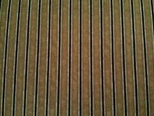 "3 - 5 yds Striped 100% Cotton Up to 45"" Craft Fabrics"
