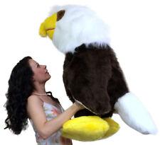 American Made 3 Foot Giant Stuffed Eagle 36 Inch Soft Big Plush Bird Made in USA