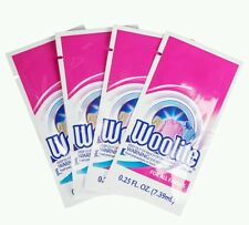 Woolite 0.25 oz. Fabric Wash Packet - Travel Size Laundry Detergent - Pack of 20