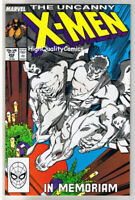 X-MEN #228, NM, Chris Claremont, Wolverine, Uncanny, more in store