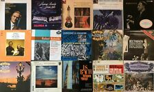 60 x Classical vinyl records -  Job Lot 47 - ID1362x
