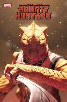 STAR WARS BOUNTY HUNTERS #11 Cover  A MARVEL COMICS 4/14/21 Marvel Comics NM