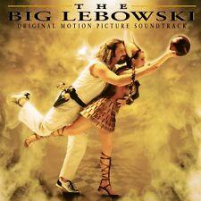 The Big Lebowski - Motion Picture Movie Soundtrack LP - Vinyl Album - OST RECORD