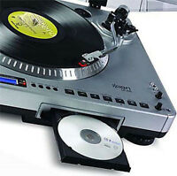 WE SHALL TRANSFER YOUR VINYL OR RECORD 33RPM OR 45RPM TO CD