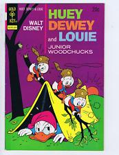 Huey,Dewey and Louie #22 Gold Key 1973